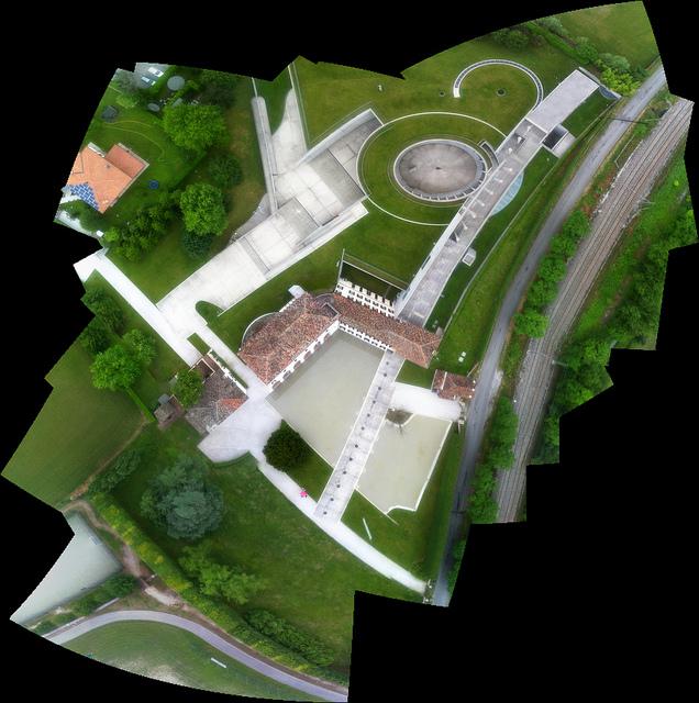 Fabrica-aerial